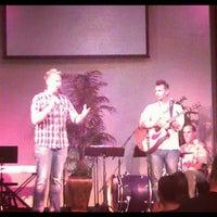 Photo taken at The Bridge Church by Garry K. on 7/15/2012