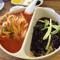 Photo taken at Koryo Ja Jang by Maggie S. on 6/14/2012