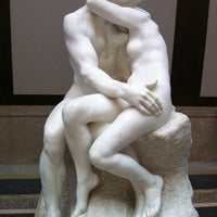 Photo taken at Rodin Museum by MK on 8/4/2012