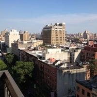 Photo taken at NYU Coral Towers by Matt S. on 7/8/2012