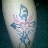 Photo taken at Chop Shop Tattoos by Michelle B. on 6/2/2012