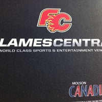 Photo taken at Flames Central by Andrew M. on 8/16/2012