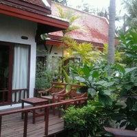 Photo taken at Royal Lanta Resort And Spa Koh Lanta by Kittima P. on 3/28/2012