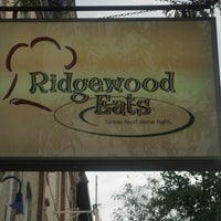 Photo taken at Ridgewood Eats by Christian R. on 8/20/2012