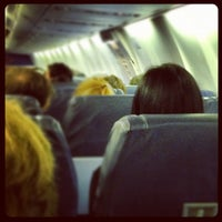 Photo taken at Southwest Airlines Ticket Counter by Trent V. on 4/16/2012
