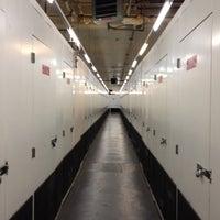 Photo taken at Manhattan Mini Storage by In NYC on 5/28/2012
