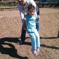 Photo taken at Adventure World (Cross-Timbers Park) by Amanda M. on 2/26/2012
