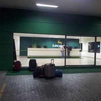 Photo taken at Localiza Rent a Car by Ibrahim N. on 7/6/2012