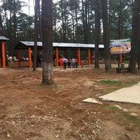 Photo taken at Parque Ecoturístico Rancho Nuevo by Alexmamey H. on 5/10/2012