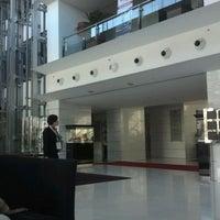 Photo taken at Sheraton Porto Hotel & Spa by Oles L. on 5/31/2012