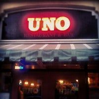 Uno Pizzeria & Grill - Houston St, Fort Worth, Texas - Rated based on Reviews