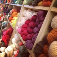 Photo taken at Purl Soho by tomg on 7/28/2012