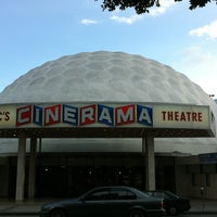 Photo taken at Cinerama Dome at Arclight Hollywood Cinema by Kiersten L. on 2/11/2012