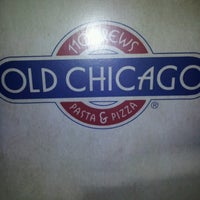 Photo taken at Old Chicago by Sarah S. on 8/23/2012
