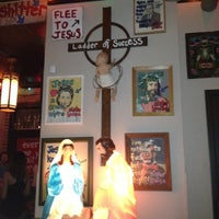 Photo taken at Sister Louisa's Church of the Living Room and Ping Pong Emporium by Gopi J. on 6/10/2012