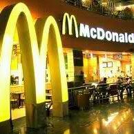 Photo taken at McDonald's by Jenin on 3/9/2012