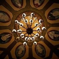 Photo taken at Teatro El Nacional by Gabi M. on 7/14/2012