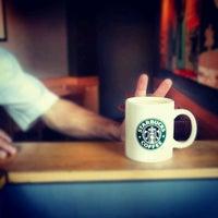 Photo taken at Starbucks by Kun A. on 6/8/2012