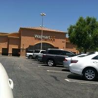 Photo taken at Walmart Supercenter by fatBuddha on 6/12/2012