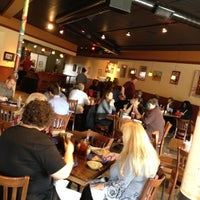 Photo taken at Jockamo Upper Crust Pizza by Ben R. on 4/17/2012