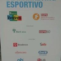 Photo taken at ESPM - Auditório Prof. Aylza Munhoz by Chibi C. on 6/21/2012