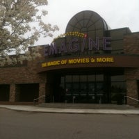 Photo taken at Emagine Rochester Hills by Colin M. on 3/31/2012