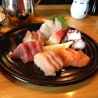 Photo taken at Kisaku Sushi by Jason L. on 3/8/2012