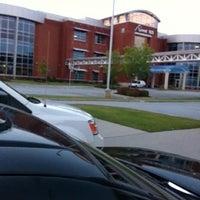 Photo taken at Delta Community Credit Union - Newnan (Hwy 35 East) by Jeremy V. on 5/30/2012