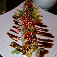 Photo taken at Kumori Sushi & Teppanyaki by Ana G. on 6/25/2011