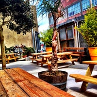 Photo taken at Southern Pacific Brewing by Rose on 4/25/2012
