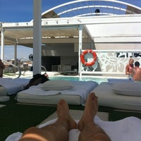 Photo taken at Terraza Room Mate Óscar by Ismael S. on 7/22/2012