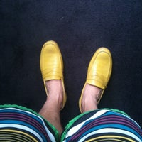 Photo taken at John Fluevog Shoes by Tim B. on 8/2/2012