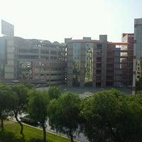 Photo taken at Universidad Privada Antenor Orrego UPAO by Luis Gerardo S. on 12/5/2011