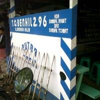 Photo taken at Warung TO Benhil 96 by Badra I. on 2/4/2012