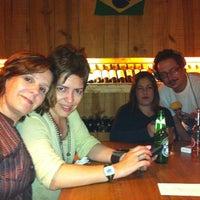 Photo taken at Social Bar e Restaurante by Andre G. on 8/17/2011