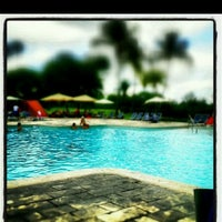 Photo taken at Santo Domingo Country Club by Marcos G. on 6/10/2012