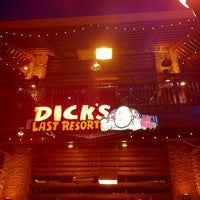 Photo taken at Dick's Last Resort by Allan A. on 9/17/2011