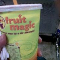Photo taken at Fruit Magic by Meliza Gloria A. on 5/2/2012