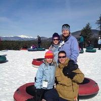 Photo taken at Cranmore Mountain Resort by Siobhan B. on 2/21/2012