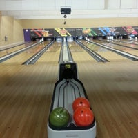 Photo taken at AMF Imperial Lanes by Christina C. on 9/10/2012