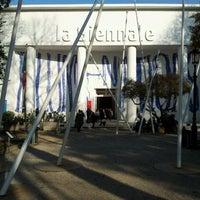 Photo taken at Biennale Arte 2011 by Necip A. on 11/27/2011