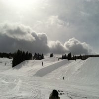 Photo taken at Buttermilk Mountain by Bryn A. on 3/8/2011