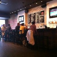 Photo taken at DMK Burger Bar by Wings Etc C. on 8/1/2012