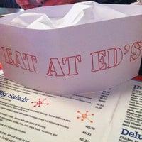 Photo taken at Ed Debevic's by emma k. on 4/28/2012
