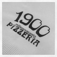 Photo taken at 1900 Pizzeria by José Otávio T. on 7/11/2012