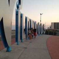 "Photo taken at ""Wildwoods"" Sign by Danielle on 8/28/2012"