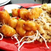 Photo taken at Pei Wei Asian Diner by The F. on 7/13/2012
