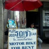 Photo taken at Pijit Car&motorbike Rental by Artem Z. on 2/17/2012
