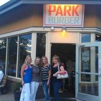 Photo taken at Park Burger by Tara K. on 7/21/2012