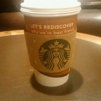 Photo taken at Starbucks by Ariel K. on 11/22/2011